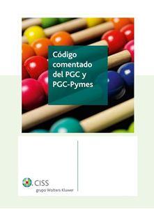 Imagen de Código Contable comentado del PGC y PGC PYMES