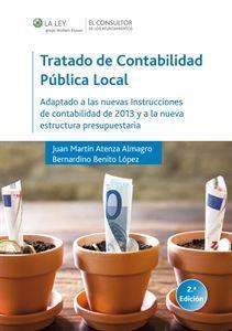 Imagen de Tratado de Contabilidad Pública Local. 2ª Edición