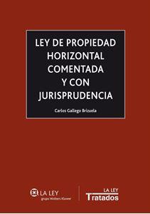 Imagen de Ley de Propiedad Horizontal comentada y con jurisprudencia