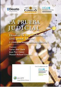 Imagen de La prueba judicial