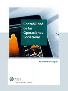 Imagen de Contabilidad de las operaciones societarias