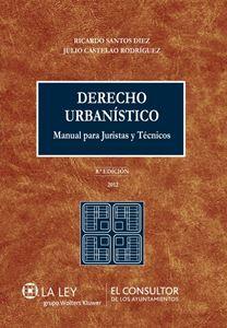 Imagen de Derecho Urbanístico. Manual para Juristas y Técnicos