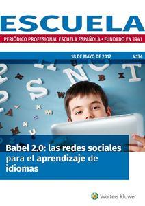 Imagen de Periódico ESCUELA
