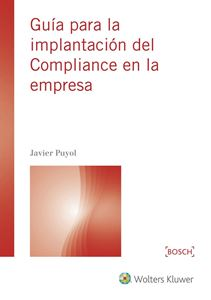 Imagen de Guía para la implantación del Compliance en la empresa