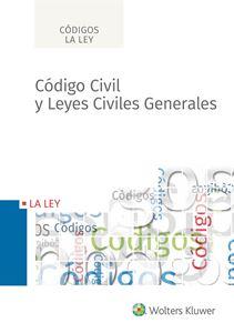 Imagen de Código Civil y Leyes Civiles Generales
