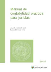Imagen de Manual de contabilidad práctica para juristas