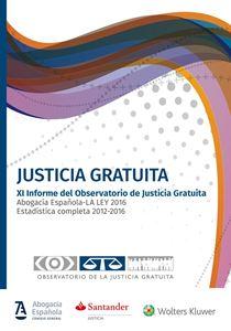 Imagen de Justicia Gratuita. XI Informe del Observatorio de Justicia Gratuita