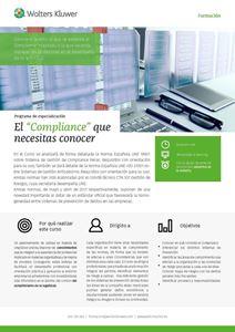 """Imagen de El """"Compliance"""" que necesitas conocer"""