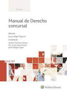 Imagen de Manual de Derecho concursal