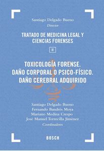 Imagen de Toxicología forense. Daño corporal o psico-físico. Daño cerebral adquirido