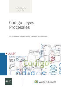 Imagen de Código de Leyes Procesales