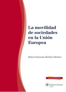 Imagen de La movilidad de sociedades en la Unión Europea