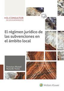 Imagen de El régimen jurídico de las subvenciones en el ámbito local