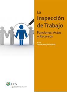 Imagen de La Inspección de Trabajo. Funciones, actas y recursos. 3ª Edición