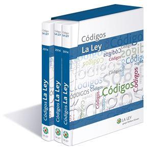 Imagen de Códigos LA LEY. Colección ESENCIAL