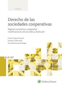 Imagen de Derecho de las sociedades cooperativas. Tomo II