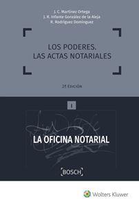 Imagen de Los poderes. Las actas notariales. 2ª Edición