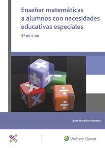 Imagen de Enseñar matemáticas a alumnos con necesidades educativas especiales. 3ª Edición- versión digital