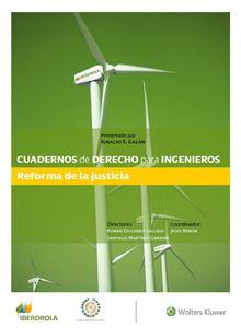 Imagen de Cuaderno 40 - Reforma de la justicia