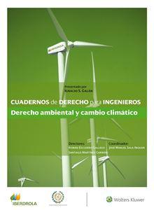 Imagen de Cuaderno 41 - Derecho ambiental y cambio climático