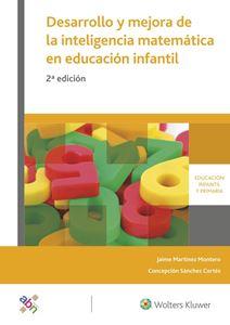 Imagen de Desarrollo y mejora de la inteligencia matemática en Educación Infantil. 2ª Edición