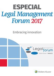 Imagen de ESPECIAL IV Edición Legal Management Forum