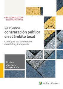 Imagen de La nueva contratación pública en el ámbito local