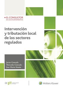 Intervención y tributación local de los sectores regulados