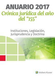 """Imagen de Anuario 2017. Crónica jurídica del año del """"155"""""""
