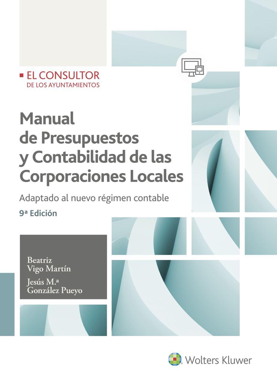 Manual De Presupuestos Y Contabilidad De Las Corporaciones Locales 9ª Edición