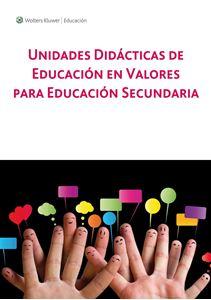 Imagen de Unidades Didácticas de Educación en Valores en Educación Secundaria (Suscripción)