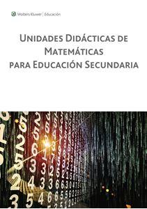 Imagen de Unidades Didácticas de Matemáticas en Educación Secundaria (Suscripción)