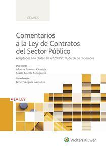 Imagen de Comentarios a la Ley de Contratos del Sector Público