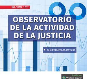 Imagen de Observatorio de la actividad de la Justicia. Informe 2017