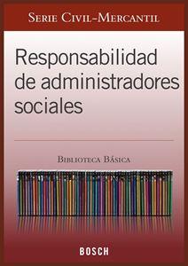 Imagen de BBB. Responsabilidad de administradores sociales (Suscripción)
