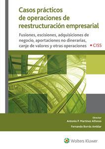 Imagen de Casos prácticos de operaciones de reestructuración empresarial