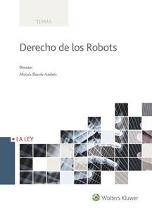 Imagen de Derecho de los Robots - versión papel