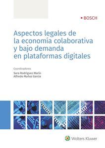 Imagen de Aspectos legales de la economía colaborativa y bajo demanda en plataformas digitales