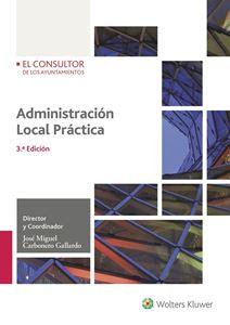 Imagen de Administración Local Práctica. 3ª Edición