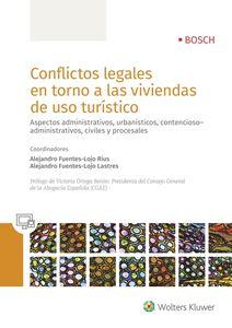 Imagen de Conflictos legales en torno a las viviendas de uso turístico