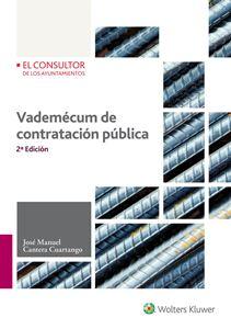 Imagen de Vademécum de contratación pública. 2ª Edición