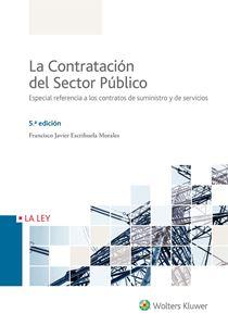 Imagen de La Contratación del Sector Público. Especial referencia a los contratos de suministro y de servicios 5.ª edición.
