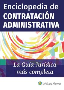Imagen de Enciclopedia de Contratación Administrativa (Suscripción)