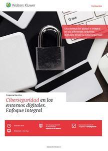 Imagen de Programa Ejecutivo en Ciberseguridad en los entornos digitales. Enfoque integral