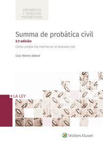 Imagen de Summa de probática civil. 3ª Edición