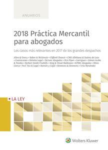 Imagen de 2018 Práctica Mercantil para abogados