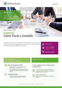 Imagen de Expertia Módulo Cierre Fiscal y Contable