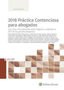 Imagen de 2018 Práctica Contenciosa para abogados