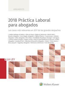 Imagen de 2018 Práctica Laboral para abogados