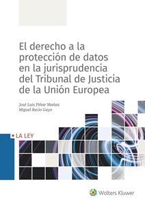 Imagen de El derecho a la protección de datos en la jurisprudencia del Tribunal de Justicia de la Unión Europea